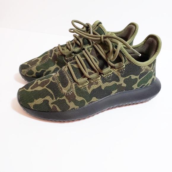 1d823969143aa adidas Shoes | Nwot Tubular Shadow Knit Camo | Poshmark